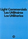 VW brochures - Light commercials. Les utilitaires. Los Utilitarios,1977