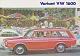 VW brochures - Variant VW 1600,1969,42370 11/69
