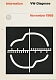 VW brochures - VW-Diagnose,1968