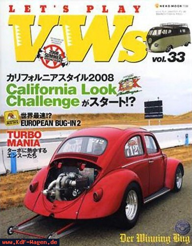 VW - LET'S PLAY VWs 33 - 978-4777006557 - [8260]-1
