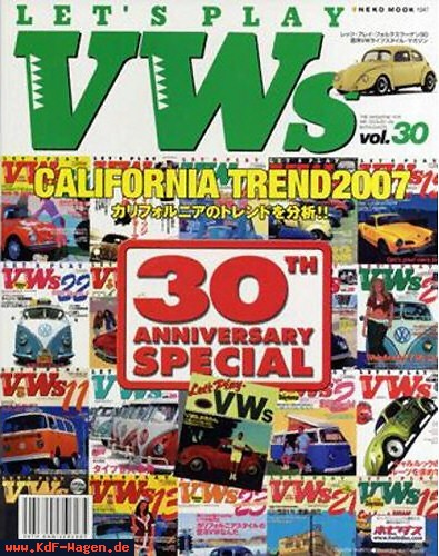 VW - LET'S PLAY VWs 30 - 978-4777005475 - [8262]-1
