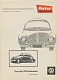 VW magazins - Motor Rundschau,1958,05
