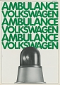 VW - 1981 - Ambulance Volkswagen - 45256 9/81 - [8341]