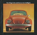 VW - 1974 - Few things in the world are so very intelligent. - 42.059 02/74 - [8344]