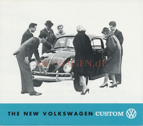 VW - 1960 - The new Volkswagen Custom - [8345]-1