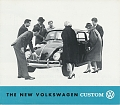 VW - 1960 - The new Volkswagen Custom - [8345]