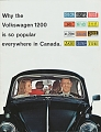 VW - 1963 - Why the Volkswagen 1200 is so popular everywhere in Canada. - [8346]