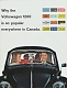 VW brochures - Why the Volkswagen 1200 is so popular everywhere in Canada.,1963