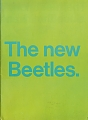 VW - 1968 - The new Beetles. - 151.017.29  1/68 - [8349]