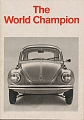 VW - 1972 - The World Champion - 24011.708.01201.06 2/72 - [8377]