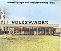VW - 1971 - From the people who make something small - [8411]