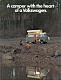 VW Prospekte - The camper with the heart of the Volkswagen.,1973,-