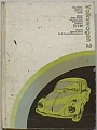 VW - Chilton's repair and tune up guide, Volkswagen 1970 to 1973 - [8435]