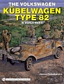VW - The Volkswagen Kubelwagen type 82 in World War II - Janusz Piekalkiewicz - 978-0764330988 - [8441]