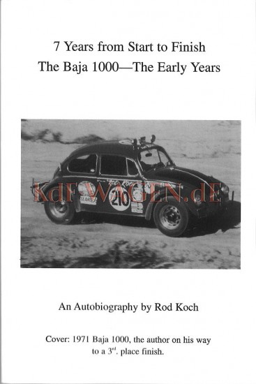 VW - 7 years from Start to Finish - Rod Koch  - [8518]-1