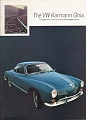 VW - 1968 - The VW Karmann Ghia - 645 408 200 - [8565]