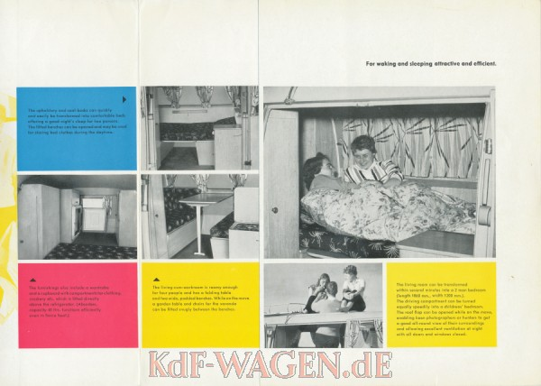 VW - 1956 - Westfalia presents the holiday home on wheels - [8599]-2
