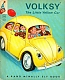 VW books - Volksy, The Little Yellow Car,1965,-