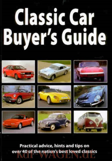 VW - Classic Car Buyer's Guide - - - [8619]-1