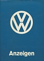 VW - 1967 - VW Anzeigen - with 18 ad blueprints and 1 brochure - [8635]