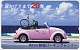 VW phone cards - Highway Card ,9999,0301-392091D