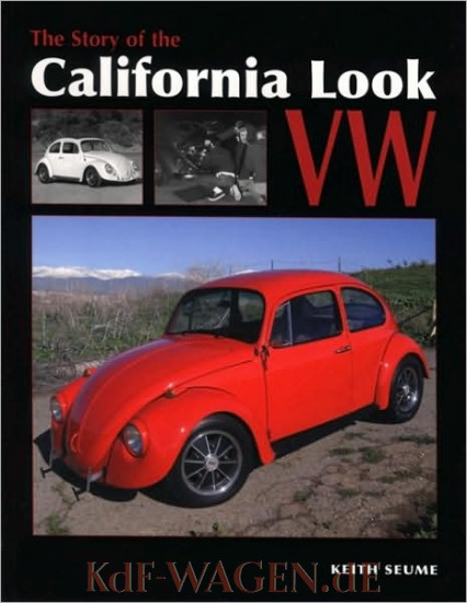 VW - The Story of the California Look VW - Keith Seume - 978-1906133085 - [8951]-1