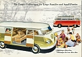 VW - 1958 - The large Volkswagen for large families and small parties - w 2/75/8.58 - [9018]