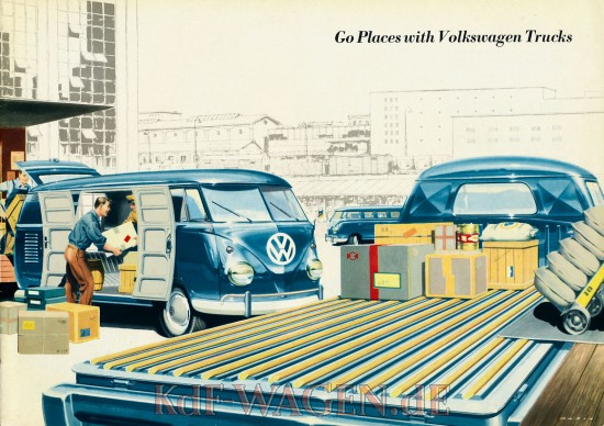 VW - 1958 - Go places with Volkswagen Trucks - w 2/74/8.58 - [9019]-1