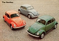 VW - 1970 - The Beetles. - 153.116.25 8/70 - [9034]