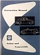 VW workshop publ. - Instruction Manual. Sedan and Convertible,1955,8.55