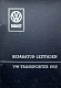 VW workshop publ. - Reparatur-Leitfaden VW-Transporter 1953,1953
