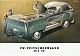 VW brochures - VW-Pritschenwagen Pick Up,1952, 7-52 TP 201-50
