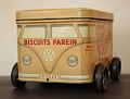 VW - 1954 - Biscuits Parein - Cookie Box - [9076]