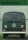 VW brochures - Die VW Transporter,1970,151.518.00  10/70
