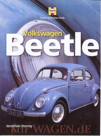 VW - Volkswagen Beetle - Jonathan Harvey - 978-1844254347 - [9101]-1