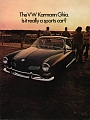 VW - 1970 - The VW Karmann Ghia. Is it really a sports car ? - 33-14-06010 - [9146]