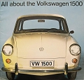 VW - 1962 - All about the Volkswagen 1500 - 151.304.29 8/62 - [9155]