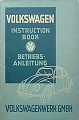 VW - 1948 - Volkswagen Instruction Book - Betriebsanleitung - 9.48 - [9312]