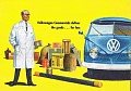 VW - 1959 - Volkswagen Commercilas deliver the goods ... for less - 152 511 20 - [9315]