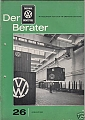 VW - 1962 - der berater - 26, Jan 1962 - [9319]