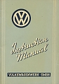VW - 1952 - Instruction Manual - 4.52 - [9365]