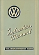 VW workshop publ. - Instruction Manual,1952,4.52