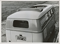 VW - 1951 - Bus, T1, Bandoor, VW press pictures - from 1951 press kit - [9420]