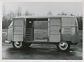 VW - 1951 - Bus, T1, Bandoor, VW press pictures - from 1951 press kit - [9421]