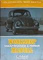 VW - Volkswagen 1200 Beetle 1954-1966 Workshop maintenance & repair manual - [9431]