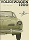 VW workshop publ. - Volkswagen 1200. Karmann Ghia,1964,158.850.00 11.64