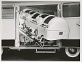 VW - 1951 - Bus, T1, VW press pictures - VW Krankenwagen / Ambulance - Eiserne Lunge / iron lounge - Miesen - [9500]
