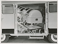 VW - 1951 - Bus, T1, VW press pictures - VW Krankenwagen / Ambulance - Eiserne Lunge / iron lounge - Miesen - [9501]