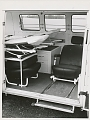 VW - 1954 - Bus, T1, VW press pictures - VW Krankenwagen / Ambulance - Miesen - [9504]