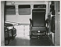 VW - 1954 - Bus, T1, VW press pictures - VW Krankenwagen / Ambulance - Miesen - [9506]